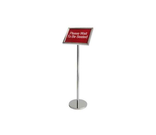 Sign Holder Stand