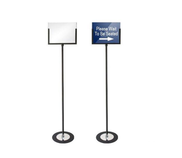 Sign Holder Stand 7 (Landscape)