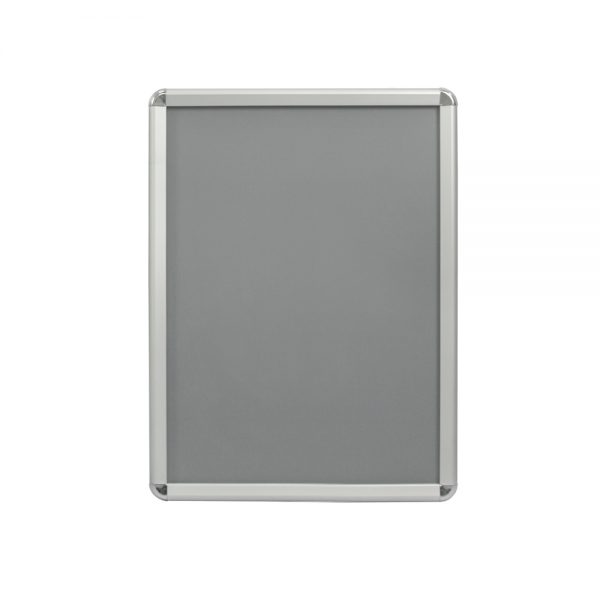 """Snap Frame Sign Holder with Frame Size: 24"""" x 30"""" and Image Size: 22"""" x 28"""""""