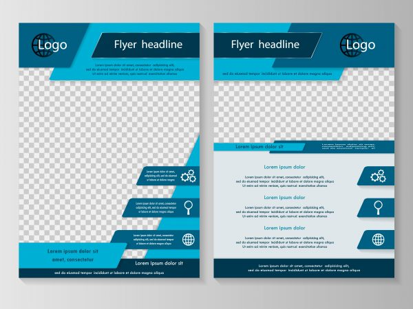 Sample of Flyers