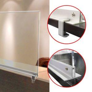 CounterTop Acrylic Shield Protection